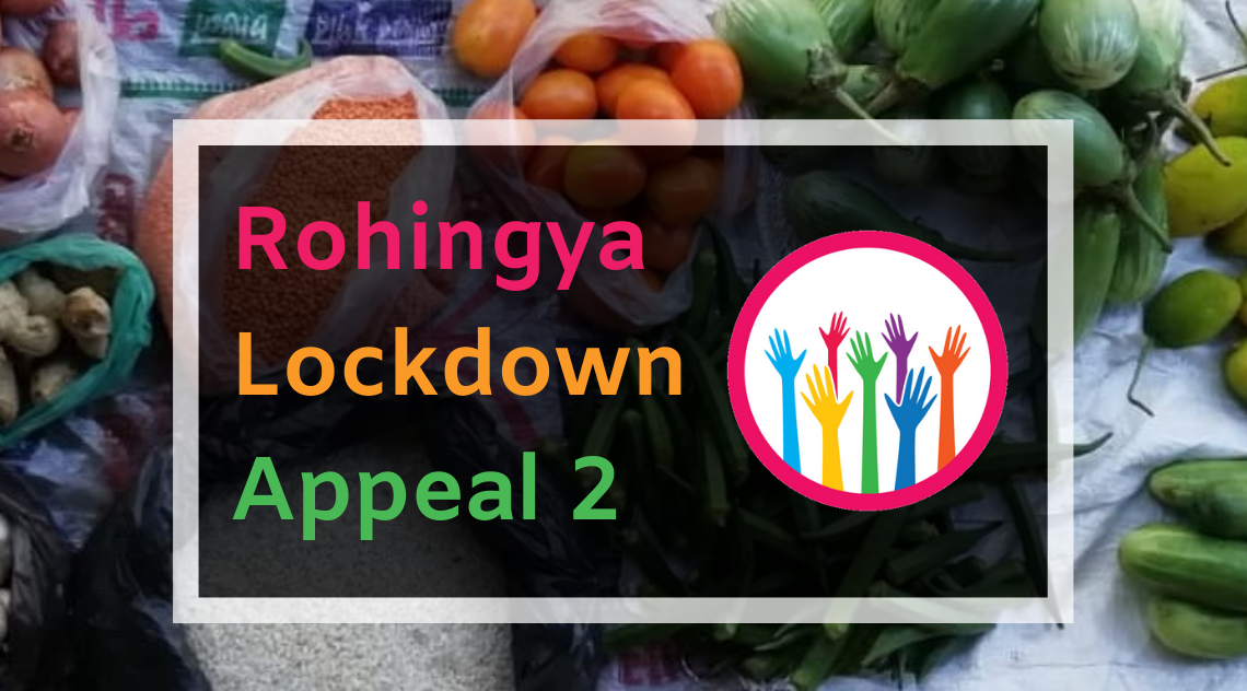 Rohingya Lockdown Appeal